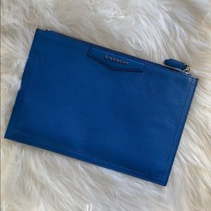 Givenchy envelope clutch (100% authentic)